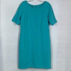 Talbots shift Dress Blue NWT Size 10P
